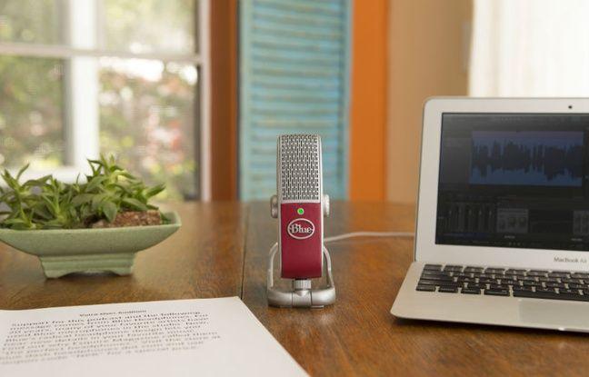 Pas gadget pour deux sous, le micro Raspebbery de Blue permet de réaliser des enregistrements audio de qualité studio.