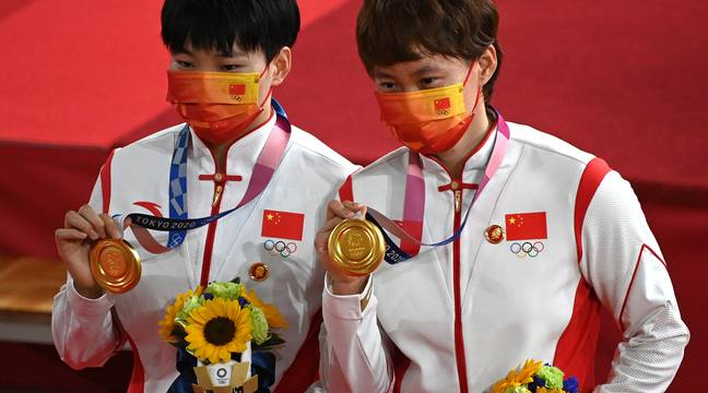 JO Tokyo 2021 : Des athlètes chinois portent un badge Mao Zedong, le CIO demande un rapport