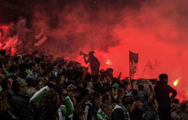 ASSE: Banderoles hostiles, grève d'encouragements... A quelle ambiance les Verts doivent-ils s'attendre contre Strasbourg?