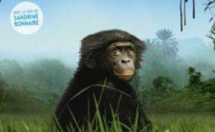 """Affiche du film """"Bonobos"""", sorti en salle le 30 mars 2011."""
