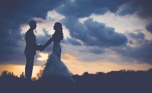 Dans le Grand Est, 74% des couples qui vivent ensemble sont mariés, selon les dernières données de l'Insee.