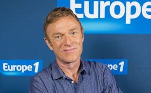 Christophe Hondelatte présente «Hondelatte raconte» sur Europe 1.