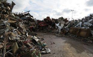 L'entreprise Nadal de recylage de métaux, à Toulouse, s'est engagée dans la lutte contre le recel de vols de métaux.