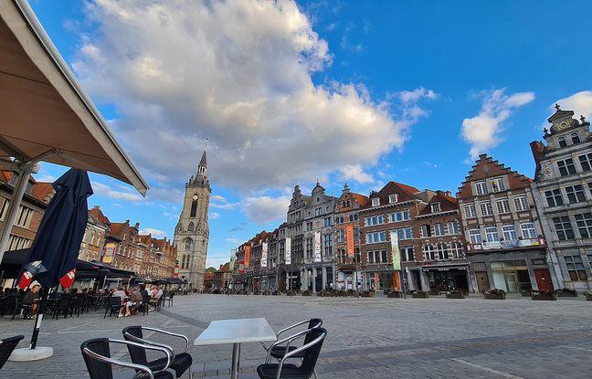 648x415 grand place tournai belgique
