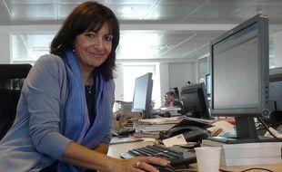 Anne Hidalgo, à 20 Minutes, octobre 2011