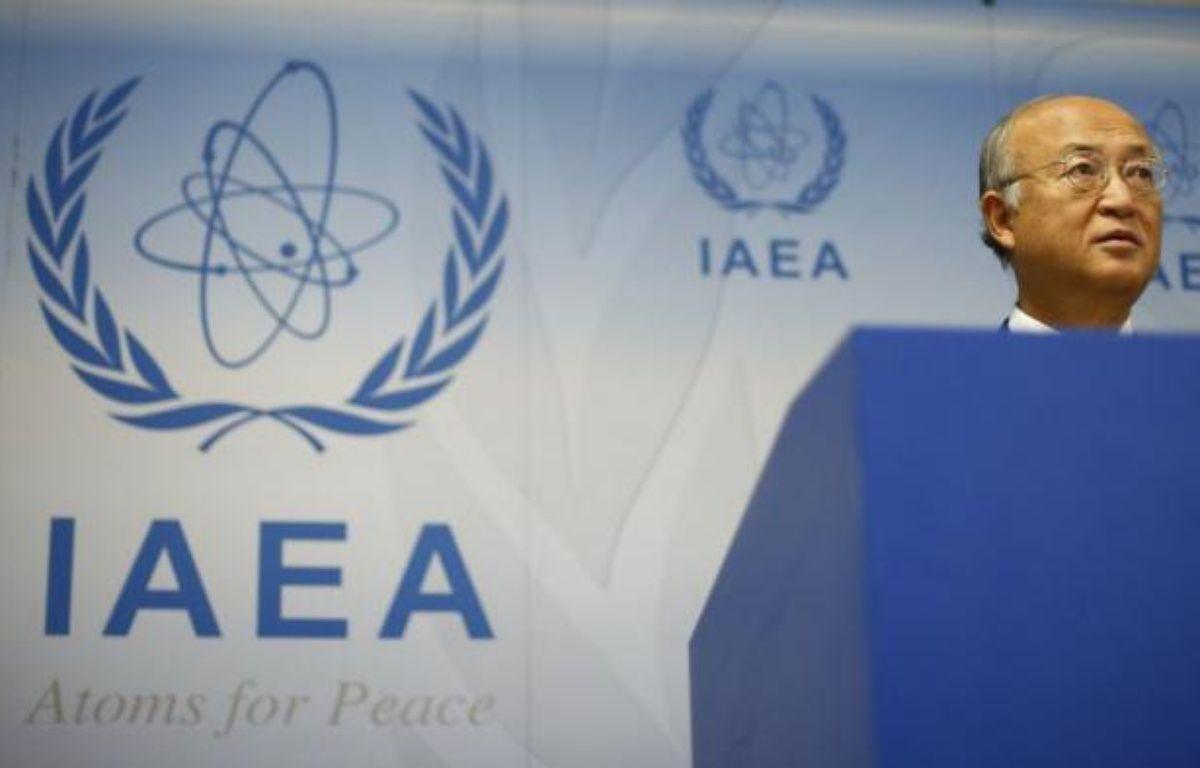 Les Occidentaux ont convaincu la Russie et la Chine de se joindre à eux pour condamner l'extension continue du programme nucléaire iranien lors de la réunion du conseil de l'Agence internationale de l'énergie atomique (AIEA), a-t-on appris mardi de source diplomatique. – Alexander Klein afp.com
