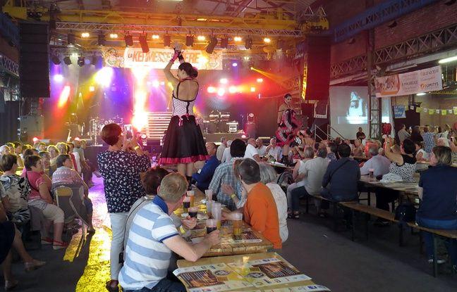 C'est le grand retour de la Kermesse de la bière, à Maubeuge, dans le Nord.