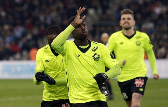 Mercato LOSC; Le Bayern Munich serait prêt à débourser 80 millions d'euros pour Nicolas Pépé