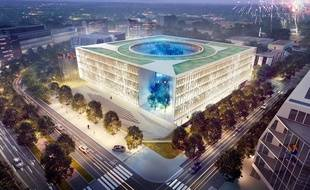 Le CIRC, centre international de la recherche sur le cancer, disposera de nouveaux locaux à Lyon en 2022.