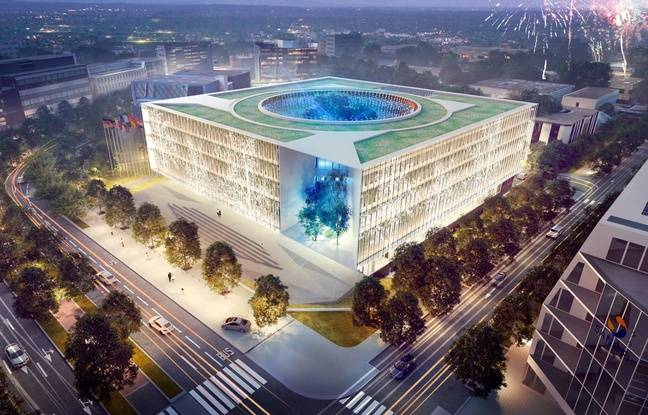 Lyon: Une première pierre pour faire de la ville le centre mondial de lutte contre le cancer