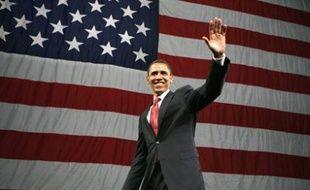 Barack Obama est le 44e président des Etats-Unis.