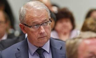 Bernard Gérard, député-maire (LR) du Nord