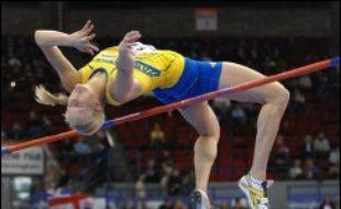 La Suédoise Carolina Klüft, invaincue depuis 2002 dans les épreuves combinées, a cette fois souffert dans le pentathlon pour se défaire de la Britannique Kelly Sotherton, son éternelle dauphine, à Madrid en 2005 et sur l'heptathlon de Göteborg l'été dernier.