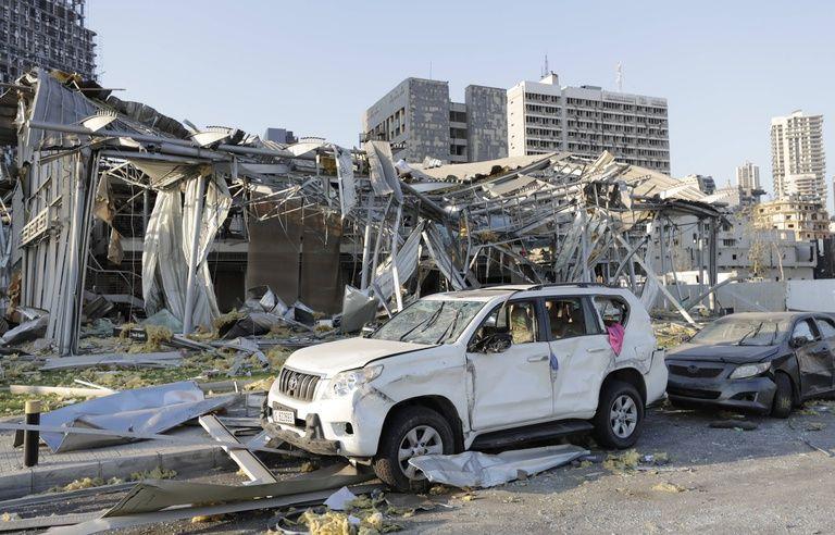 Explosions à Beyrouth : Au moins 21 Français blessés, le parquet ...