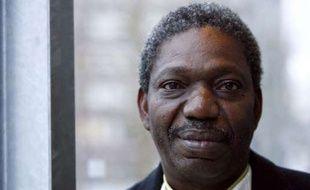 Le cinéaste burkinabé Idrissa Ouedraogo, décédé le 18 février 2018 à l'âge de 64 ans