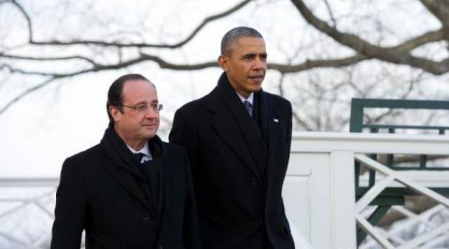 Air Force One, le fief de Jefferson : la journée de Hollande