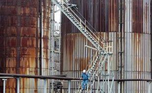 """Un responsable de Total a jugé lundi que les offres de reprise de la raffinerie Petroplus de Petit-Couronne, en Seine-Maritime, n'étaient pas """"extrêmement sérieuses"""" et que les deux candidats, APG et NetOil, étaient inconnus dans le secteur, ajoutant aux doutes qui pèsent sur ces sociétés."""