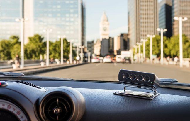 Teqoya a même développé le TIP4, un purificateur d'air pour la voiture.