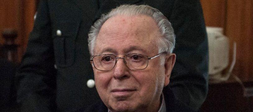 Fernando Karadima a été condamné pour des abus sexuels perpétrés sur des mineurs dans les années 80 et 90