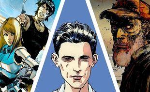Valérian, Camus et un zombie