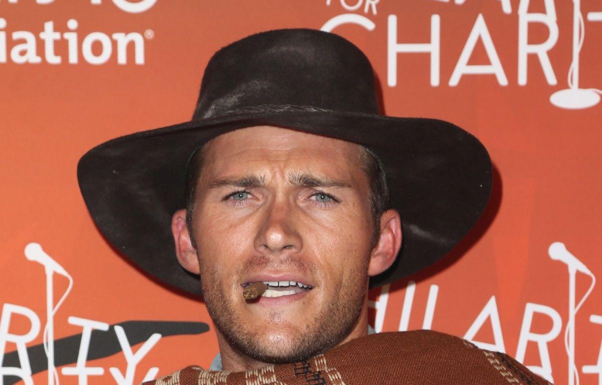 L'acteur Scott Eastwood au festival Hilarity for Charity à Los Angeles – WENN