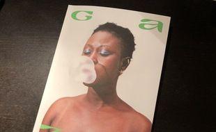 La couverture de la revue féministe « Gaze »