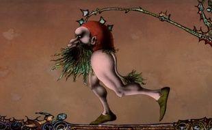 Extrait de la vidéo postée par Terry Gilliam sur Youtube