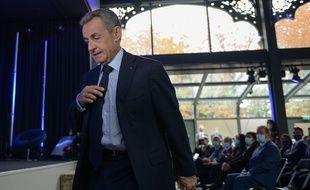 Nicolas Sarkozy de retour au procès
