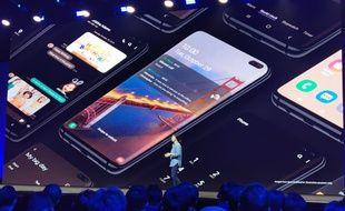 De nouvelles fonctionnalités pour les smartphones Samsung