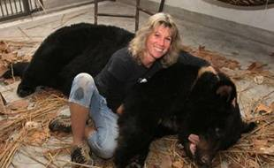 Jill Robinson a organisé le sauvetage des ours massacrés