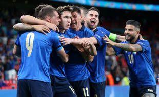 L'Italie à l'Euro 2021, c'est l'hymne à la joie.