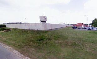 Le centre pénitentiaire de Bapaume.