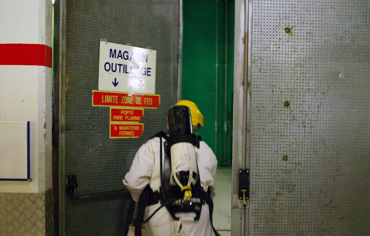 Quand fermera la centrale nucléaire de Fessenheim? François Hollande, Ségolène Royal ou Emmanuelle Cosse, tous ont eu un avis. Mais rarement le même. (Illustration) – M.ASTAR/SIPA