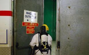 Quand fermera la centrale nucléaire de Fessenheim? François Hollande, Ségolène Royal ou Emmanuelle Cosse, tous ont eu un avis. Mais rarement le même. (Illustration)