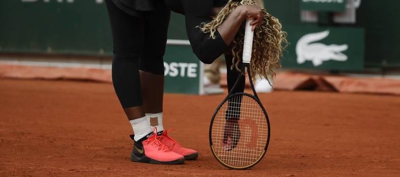 Serena Williams a déclaré forfait