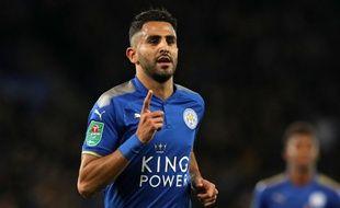 Riyad Mahrez a signé à Manchester City