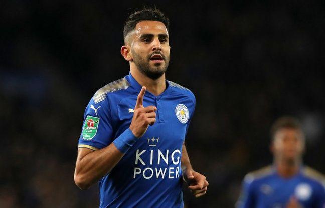 Mercato: Riyad Mahrez quitte Leicester et s'engage avec City pour 5 ans