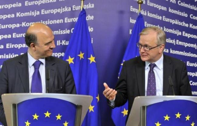 Malmenée sur les marchés, au coeur de toutes les inquiétudes, l'Espagne parie sur la création d'une union bancaire européenne qui permettrait de recapitaliser son secteur financier sans demander un plan de sauvetage pour le pays, quitte à renoncer en partie à sa souveraineté budgétaire.