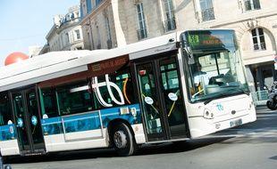 Illustration d'un bus du réseau Bordelais - Photo : Sebastien Ortola