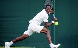 Gaël Monfils a chuté dès le premier tour à Wimbledon, ce lundi.