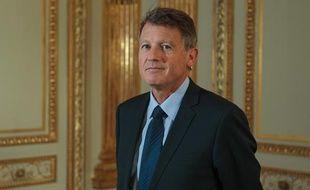 Vincent Peillon, ministre de l'éducation nationale, dans son bureau à Paris le 31 août 2012.