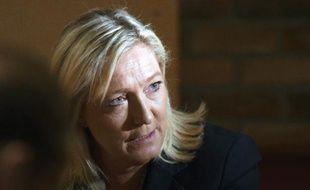 Marine Le Pen le 30 juin 2015 à Arras