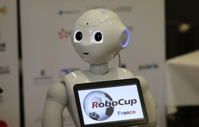 Bordeaux est candidate à l'organisation de la Robocup2020