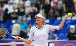 Trois Françaises, dont Kristina Mladenovic, sont en demi-finale des Internationaux de Strasbourg.