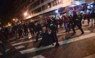Les forces de l'ordre ont perdu l'un des leurs à Bilbao.