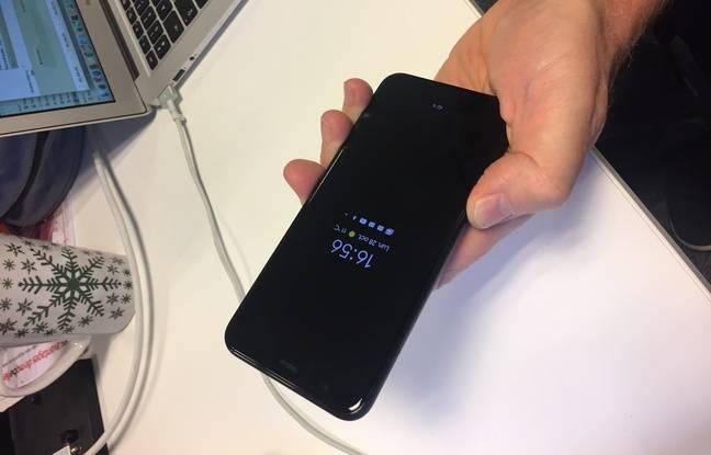 Le smartphone Google Pixel 4