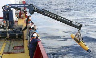 (Photo d'illustration) Les recherches sur la disparition du vol MH 370 devraient reprendre.