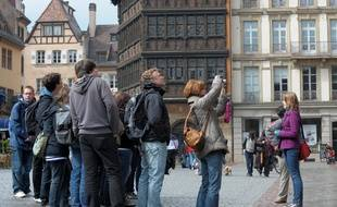 Malgré une fin d'année en berne, l'Alsace a enregistré une fréquentation touristique en hausse en 2015. (Illustration)