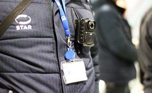 Les contrôleurs de Keolis Rennes sont désormais dotés de caméras.