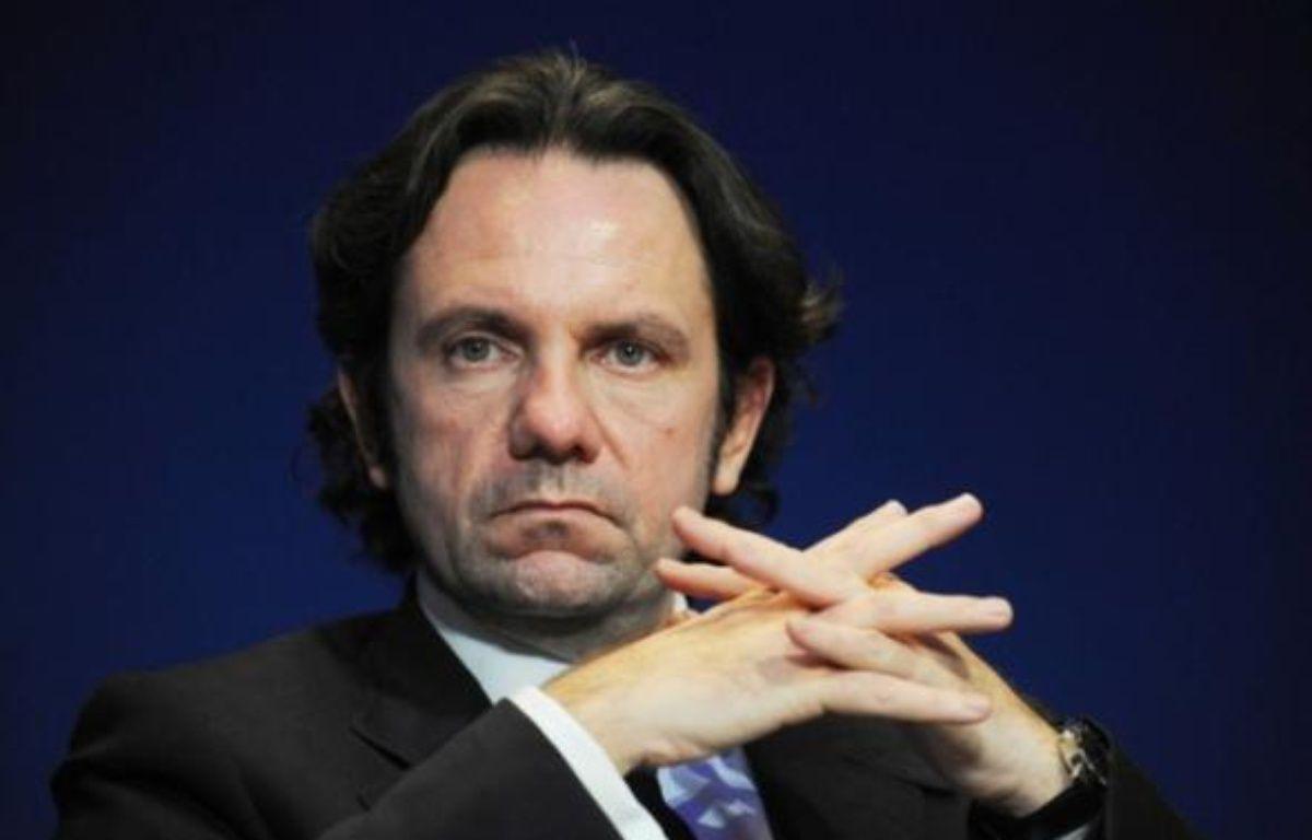 Frédéric Lefebvre, en décembre 2008 – WITT/SIPA
